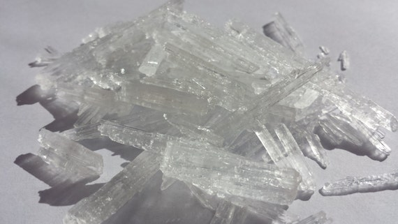 Menthol Crystals - 1 ounce