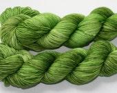 Ready to Ship - Scottish Highlands Hand Dyed Sock Yarn - Superwash Worsted