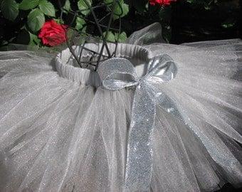 Silver Sparkle Tutu