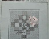 Hardanger Embroidery Beginners Charted Book