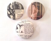 MATURE - Set of 3 ADULT Buttons!