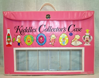Liddle Kiddles Collector's Carrying Case Pink vintage