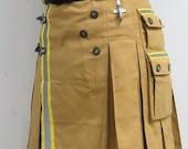 Fireman Kilt - Custom Made to Order.