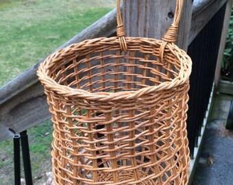 FREE SHIPPING  Onion basket - gift storage - onion storage - garlic basket - kitchen onion basket