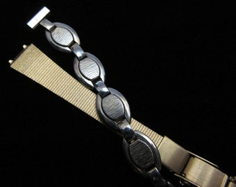 Steampunk Watch Bands Vintage Antique Bracelet Altered Art B 45
