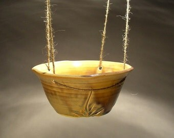 Small Hanging Herb Planter  by Jon Whitney