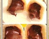 Valentine special Brazilian truffle favorite white brigadeiro with nutella filling (15)