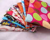 Mix and Match Reusable Snack Bags - Set of 6