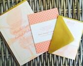 Printable Lelani DIY Invitation Set