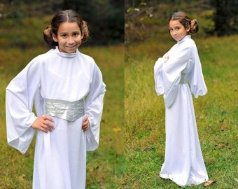 princess leia star wars inspired costume