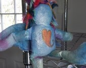 Guardian Angel Cloth Art Doll