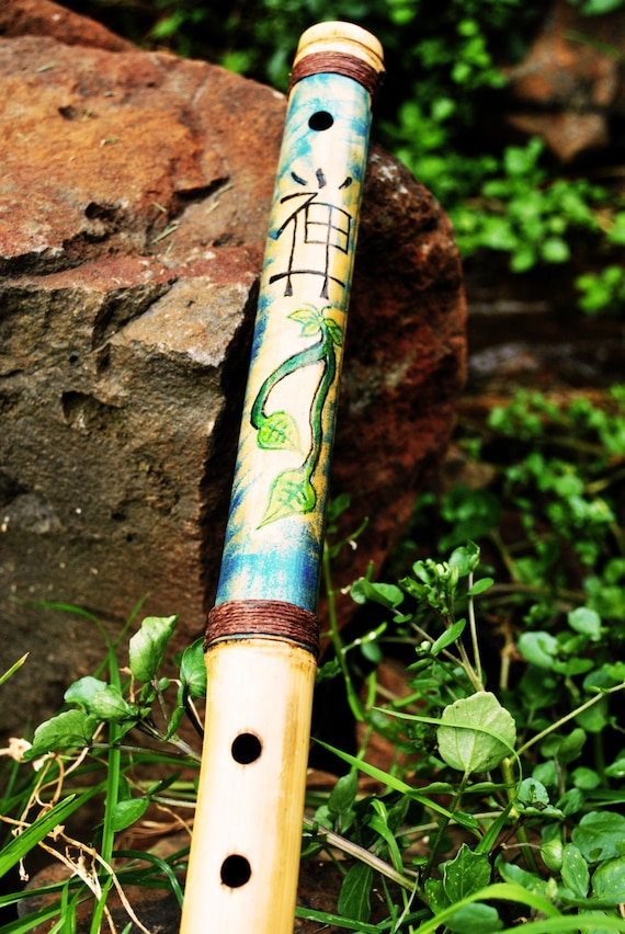 17.2 Inch Zen Flute