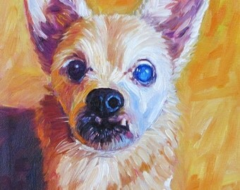 ORIGINAL Pet Portrait - See Item Details