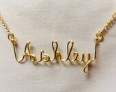 Name Necklace, personalized, sister gift, bff gift