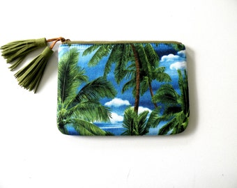 Cotton Pouch Cosmetic IPod  IPnone