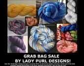 GRAB BAG SALE! Sock Yarn Edition