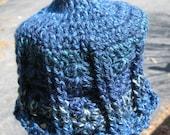 crochet easy hat - Shell Lace Hat  - pattern only