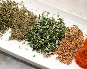 Bayou Blast Creole Seasoning, Herb Blend