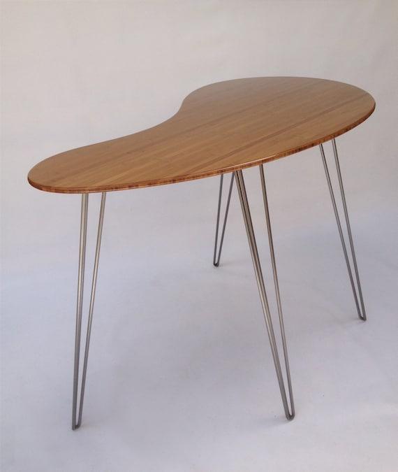 custom standing desk kidney shaped mid. 60 custom standing desk kidney shaped mid h
