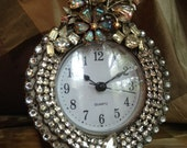 Jewelry clock