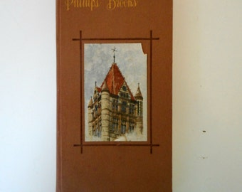Antique Book Phillips Brooks Bishop of Massachusetts Christian Book