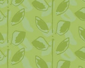 Free Spirit Fabric, Happiness, Sugar Snaps, Green Fabric, Kathy Davis, Designer Cotton Quilt Fabric, Quilting Fabric