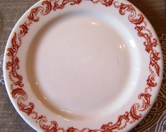 Syracuse China Old Ivory Bread Dessert Plate