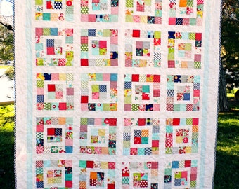 PDF Pattern for County Fair Quilt