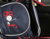 Personalized GOLF Cooler- Double Compartment