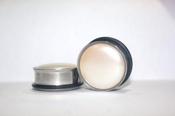 "Pearl Plugs 1"" Inch 25mm"