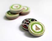 Miniature Christmas Chocolate Tin
