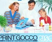 PRINT GOCCO MACHINES (2) B6