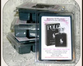 POLO BLAcK R@LPH L@UREN Type* Duplication Scent -  Soy Wax Melts - Masculine Man's Scent - Masculine - Hand Made - Hand Poured - Made in UsA
