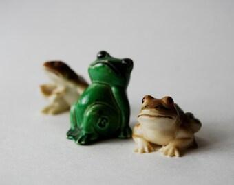Vintage Frog Collection, Plastic Fantastic, Hong Kong