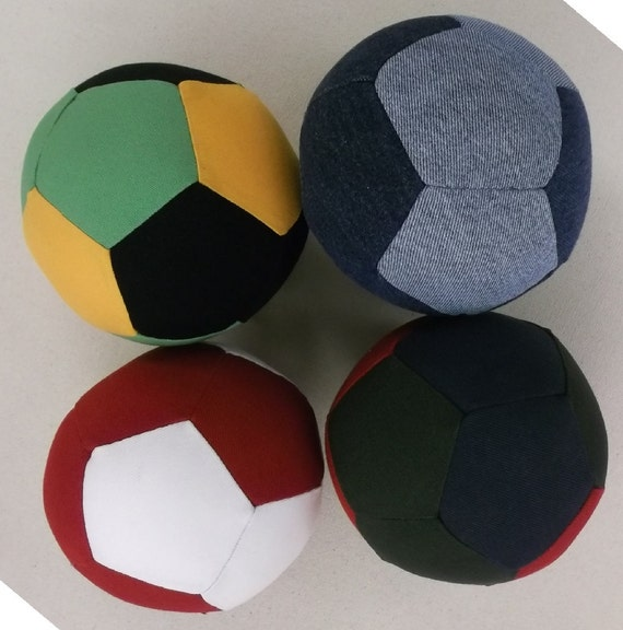 Colorful Canvas Ball