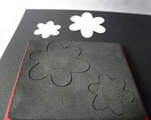 """Sizzix Lot of 1 die  4 3/4"""" x 5 1/2"""" Flower Layers #2"""