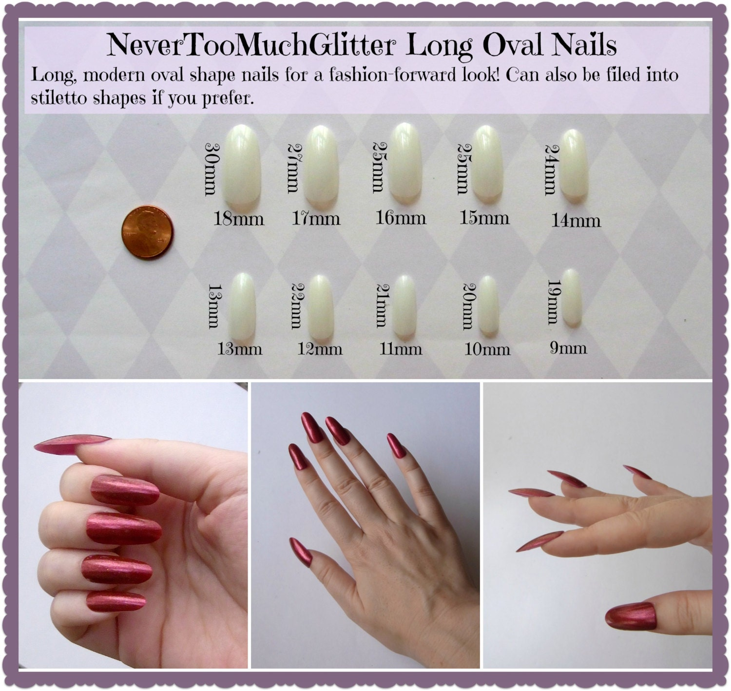 how to take out contacts with stiletto nails