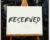 Reserved for JCarlton