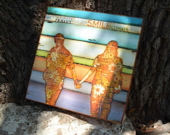 I Will Never Let Go - couple, holding hands, love, -   Fine Art Block - All Sizes Available