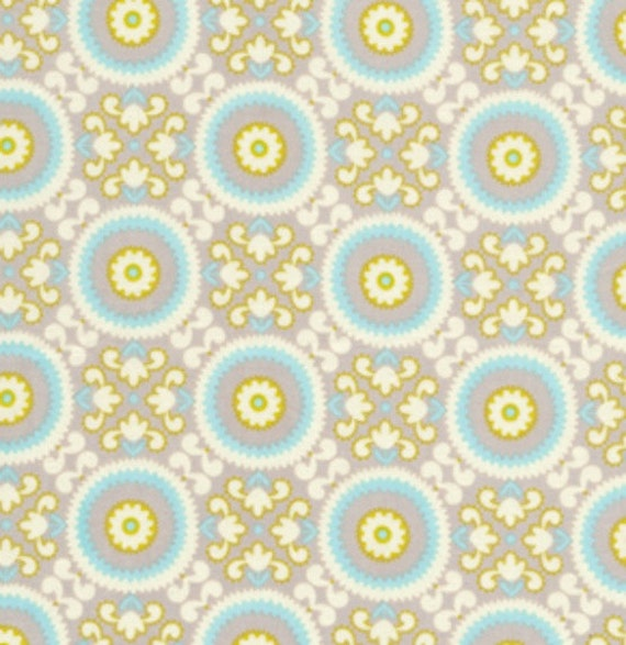 Sale free spirit dena fishbein kumari garden tara stone for Kumari garden fabric by dena designs