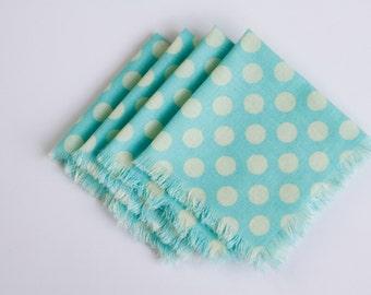 Cloth Napkins Set of 4