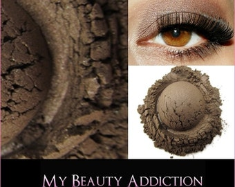 Clearance-Brown Mineral Eyeshadow-Drifter