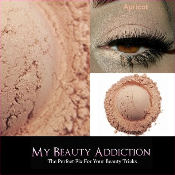 Mineral Eyeshadow 'Apricot'