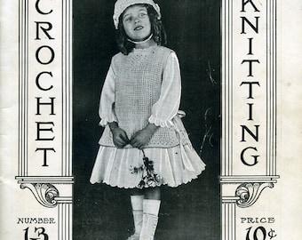 Royal Society 1919 Crochet and Knitting No. 13
