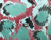 marbled paper, marmorpapier , Bookbinding, papier marbrè , marbled paper . carta marmorizzata cm 50 x 70  -    2505