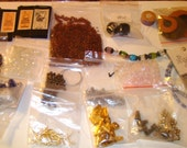 Misc. Lot of Jewelry Supplies