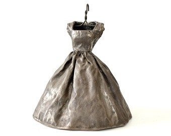 Cast Iron Doll Dress: Do You Know How To Waltz?