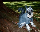 Pet Squirrel Outfit Costume Hooded Pajamas