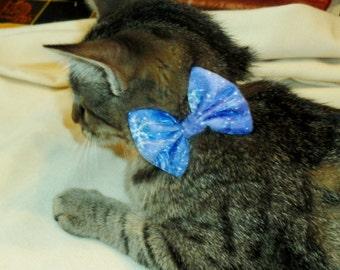 Cat  Breakaway Bowtie Collar