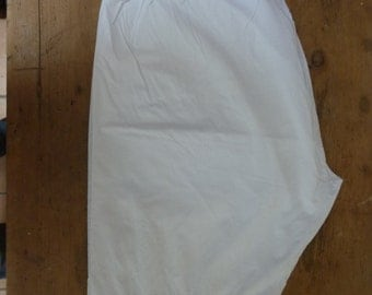 A Charming Pair of Antique French Bloomers / Knickers / Panties / Lingerie / Fancy Dress /Role Play/ Costume
